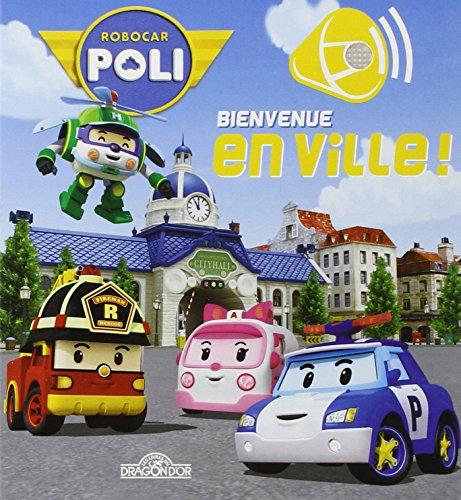 Les engins de chantier roi dragon d 39 or robocar poli - Poli robocar en francais ...