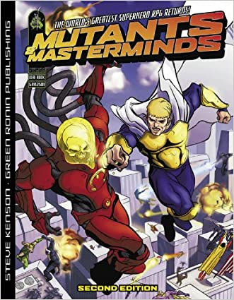 Mutants and Masterminds 2nd Edition