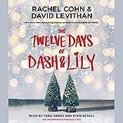 The Twelve Days of Dash & Lily | Rachel Cohn, David Levithan