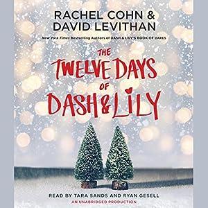 The Twelve Days of Dash & Lily Audiobook