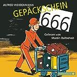 Gepäckschein 666   Alfred Weidenmann