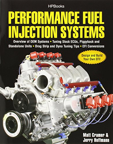 Performance Fuel Injection Systems HP1557: How to Design, Build, Modify, and Tune EFI and ECU Systems.Covers Components,