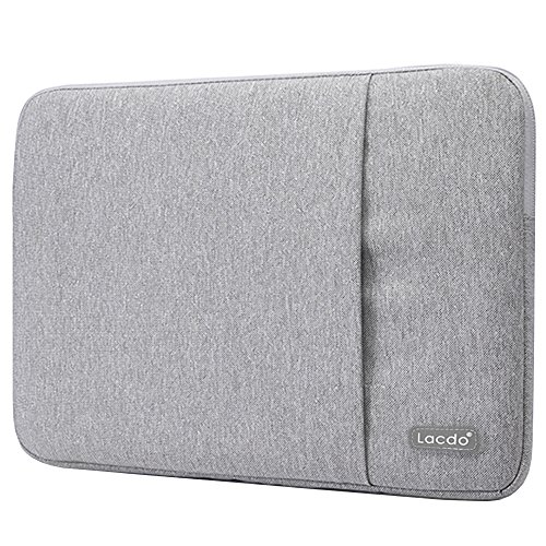06. Lacdo 13-13.3 Inch Waterproof Fabric Laptop Sleeve Case Bag /Notebook Laptop Bag Case