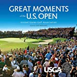 img - for Great Moments of the U.S. Open book / textbook / text book
