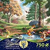 Winnie the Pooh Thomas Kinkade Disney Dr...