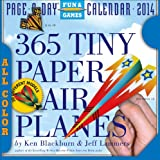 365 Tiny Paper Airplanes 2014 Page-A-Day Calendar