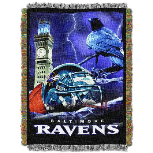 Baltimore Ravens Micro Fleece Blankets