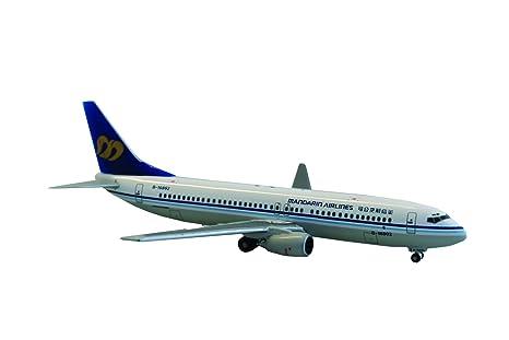 Boeing 737-800 Mandarin Airlines maquette avion échelle 1:500