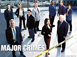 Major Crimes: The Complete First Season [HD]