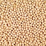 Grain Place Foods Certified Organic Non-GMO Whole Soybeans 25lb Bag