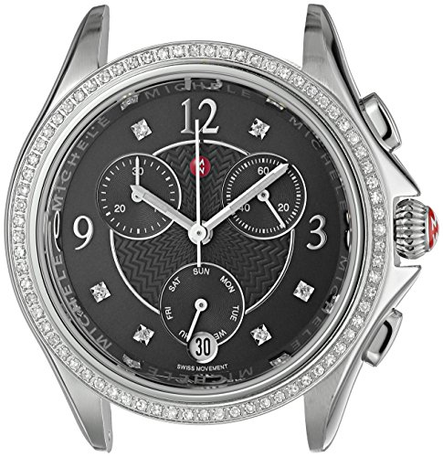 MICHELE-Womens-Belmore-Swiss-Quartz-Stainless-Steel-Casual-Watch-ColorSilver-Toned-Model-MW29B01A1993