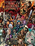 img - for Books of Sorcery 4 Roll of Glorious Divinity: Gods & Elementals (Exalted) book / textbook / text book