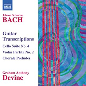 Bach: Transcriptions and Arrangements for Guitar