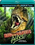 Dinosaurs Alive! (Large Format)  / Dinosaures Vivantes  (Bilingual) [Blu-ray]
