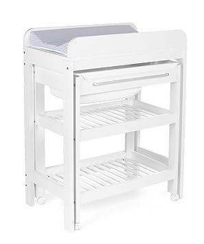 table langer avec baignoire et place pour le tummy tub new hot rtygfghgfc. Black Bedroom Furniture Sets. Home Design Ideas