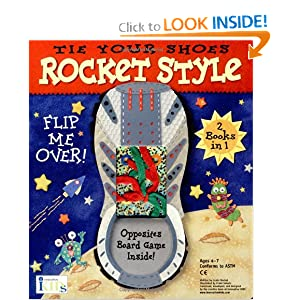 Tie Your Shoes: Rocket Style/Bunny Ears