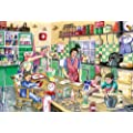 Gibsons Baking Day Jigsaw Puzzle 500 Pieces
