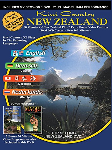 New Zealand Kiwi Country