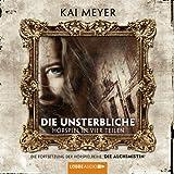 """Die Alchimistin II: Die Unsterbliche: Sammelbox """"Die Alchimistin"""" Folgen 5 - 8. Hörspiel."""