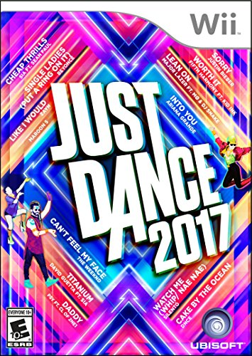 Ubisoft Just Dance 2017 Wii