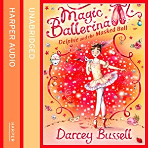 Delphie and the Masked Ball Audiobook