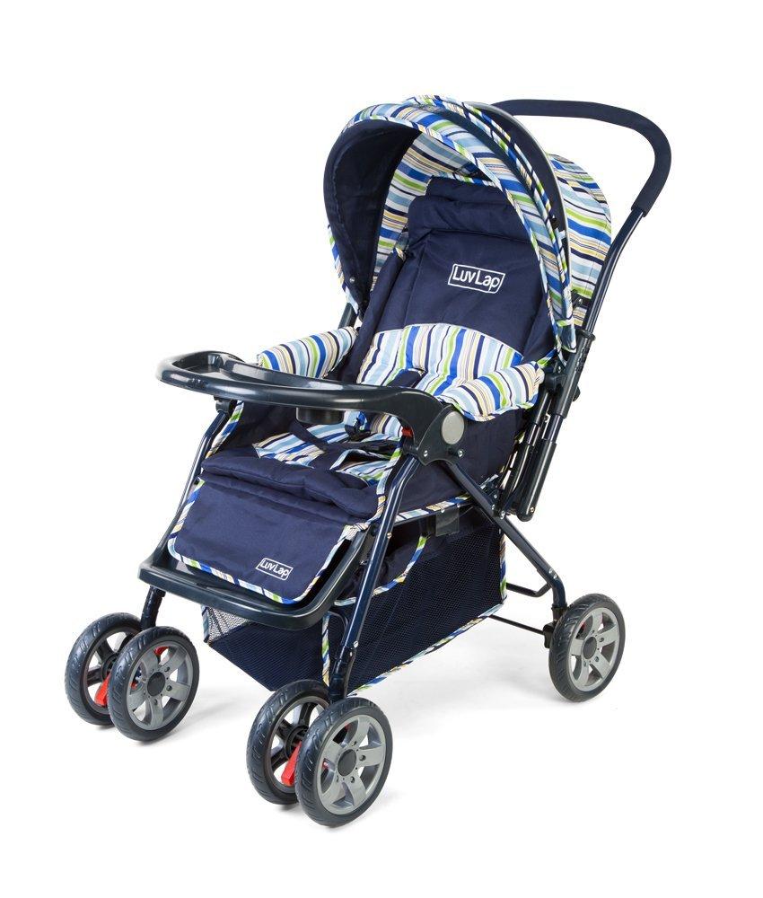 Comfy Baby Stroller 1002 Navy Blue