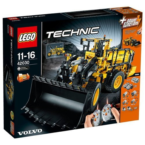 Lego technic Volvo L350F wheel loader 42030 (Volvo L350f Wheel Loader compare prices)