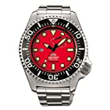 Orient Pro Saturation Dive Watch with Power Reserve and Sapphire Crystal EL02003H