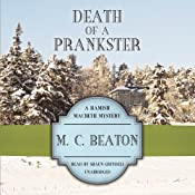 Death of a Prankster: The Hamish Macbeth Mysters, Book 7 | M. C. Beaton