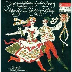 Dvor�k: Slavonic Dances - Opp. 46, 72 / Brahms: 21 Hungarian Dances