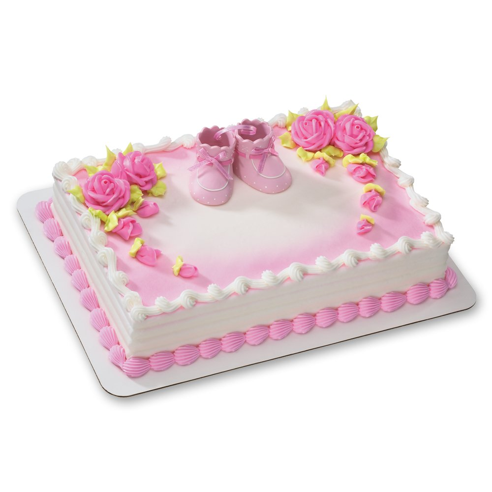 Girl Baby Shower Cake Toppers Baby Shower Mania