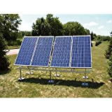 SolarPod Standalone Solar PV Power System - Off-Grid, Model# 1003