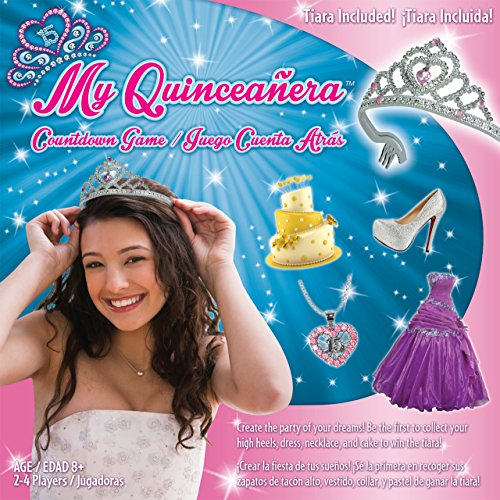 My Quinceanera Countdown Game