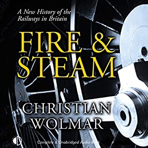 Fire & Steam Audiobook