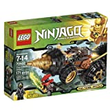 Cole's Earth Driller LEGO® Ninjago Set 70502