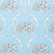 Paint by Number Gerbera Daisy Wallpaper