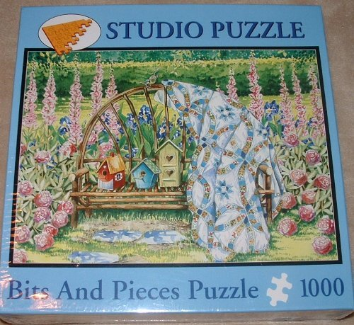 Bits and Pieces 'New Home' Marilyn Kutsukake 1000 piece Puzzle