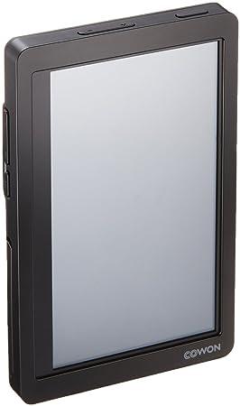 "Cowon - X 9-32G-BK - Baladeur - MP3 - Ecran tactil 4,3"" - Sortie TV - 32 Go - Noir"