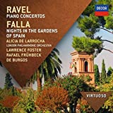 London Philharmonic Orchestra Ravel: The Piano Concertos; Falla: Nights In The Gardens Of Spain