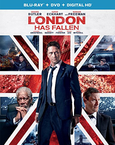 Blu-ray : London Has Fallen (With DVD, Digitally Mastered in HD, 2 Disc)