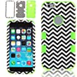 """Cases For Iphone 6 Plus,Shockproof Case For Iphone 6 Plus,Hard Case Cover For Iphone 6 Plus With 5.5"""" Screen,UZZO™Tribal Design PC + Silicone Case 3 in 1 Combo Heavy Duty High Impact Hybrid Shell Armor Defender Case Cover For Iphone 6 Plus With 5.5 Inch"""