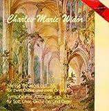 Widor Messe für 2 Chöre und Orgel
