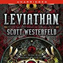 Leviathan Audiobook by Scott Westerfeld Narrated by Alan Cumming