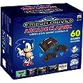 Arcade Classic Wireless - SEGA MegaDrive Console with 20 SEGA Games and 40 Game Bonus Cartridge