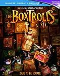 The Boxtrolls (Blu-ray 3D)