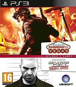 Splinter Cell : Double Agent + Rainbow Six Vegas