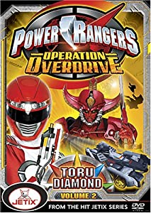 Power Rangers: Operation Overdrive, Vol. 2, Toru Diamond