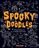 img - for Spooky Doodles: Halloween Designs to Complete and Create book / textbook / text book