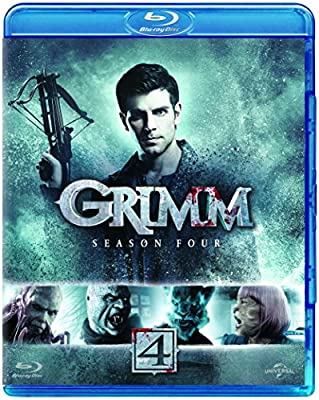 Grimm - Season 4 [Blu-ray] [2014]