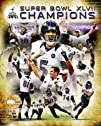 Baltimore Ravens Super Bowl XLVII Limited Edition  of 5000